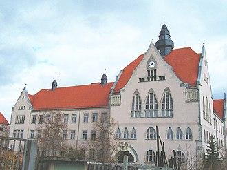 Hans Philipp - Image: Gymnasium Franziskaneum Meissen