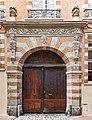 Hôtel d'Orbessan (Toulouse) - Façade rue Mage - Le portail.jpg