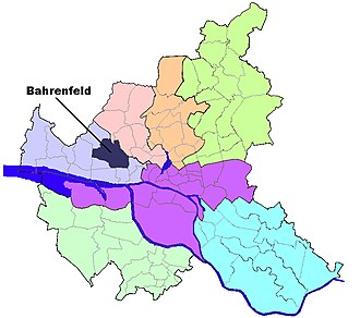 Bahrenfeld - Image: HH bahrenfeld quarter