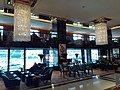 HK 中環 Central 干諾道中 5 Connaught Road 香港文華東方酒店 Mandarin Hotel lobby interior ceiling lamps January 2020 SS2.jpg