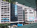 HK 中環 Central 干諾道中 Connaught Road Central office building facades July 2019 SSG 01.jpg
