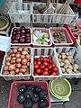 HK 中環 Central 結志街 Gage Street 嘉咸街 Graham Street 街市 market stall vegetable February 2021 SS2 16.jpg