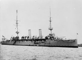 Signals intelligence in modern history - HMS ''Diana'' carried out one of the first signals interceptions in 1904, when it picked up the order for the mobilization of the Russian fleet at the beginning of the Russo-Japanese War.