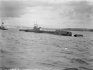 HMS <i>Tantalus</i> (P318) submarine of the Royal Navy