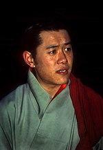 Il re del Bhutan, Jigme Khesar Namgyal Wangchuck