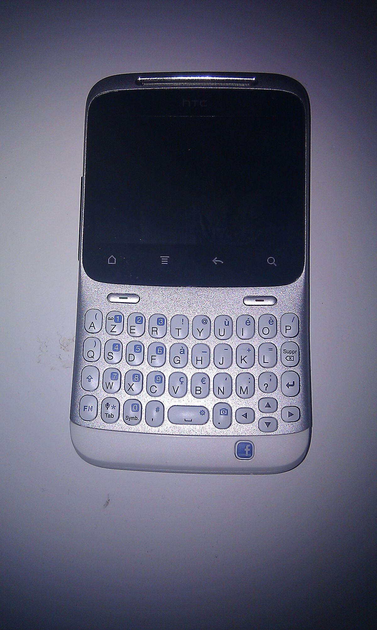 HTC ChaCha - Wikipedia