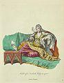 Habit of a Turkish lady in 1700.jpg