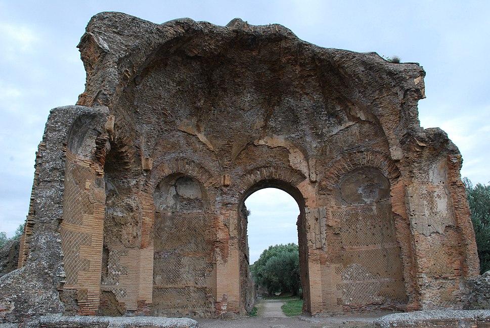 Hadrian's villa near Tivoli 331