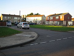 Hainault, Huntsman Road - geograph.org.uk - 602684.jpg