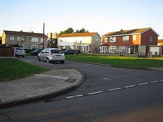 Hainault, London suburb of east London, England