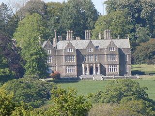 Hall, Bishops Tawton