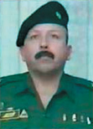 Ra'ad al-Hamdani - Hamdani as commander of the II Republican Guard Corps