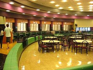 Hamilton High School (Chandler, Arizona) - Cafeteria