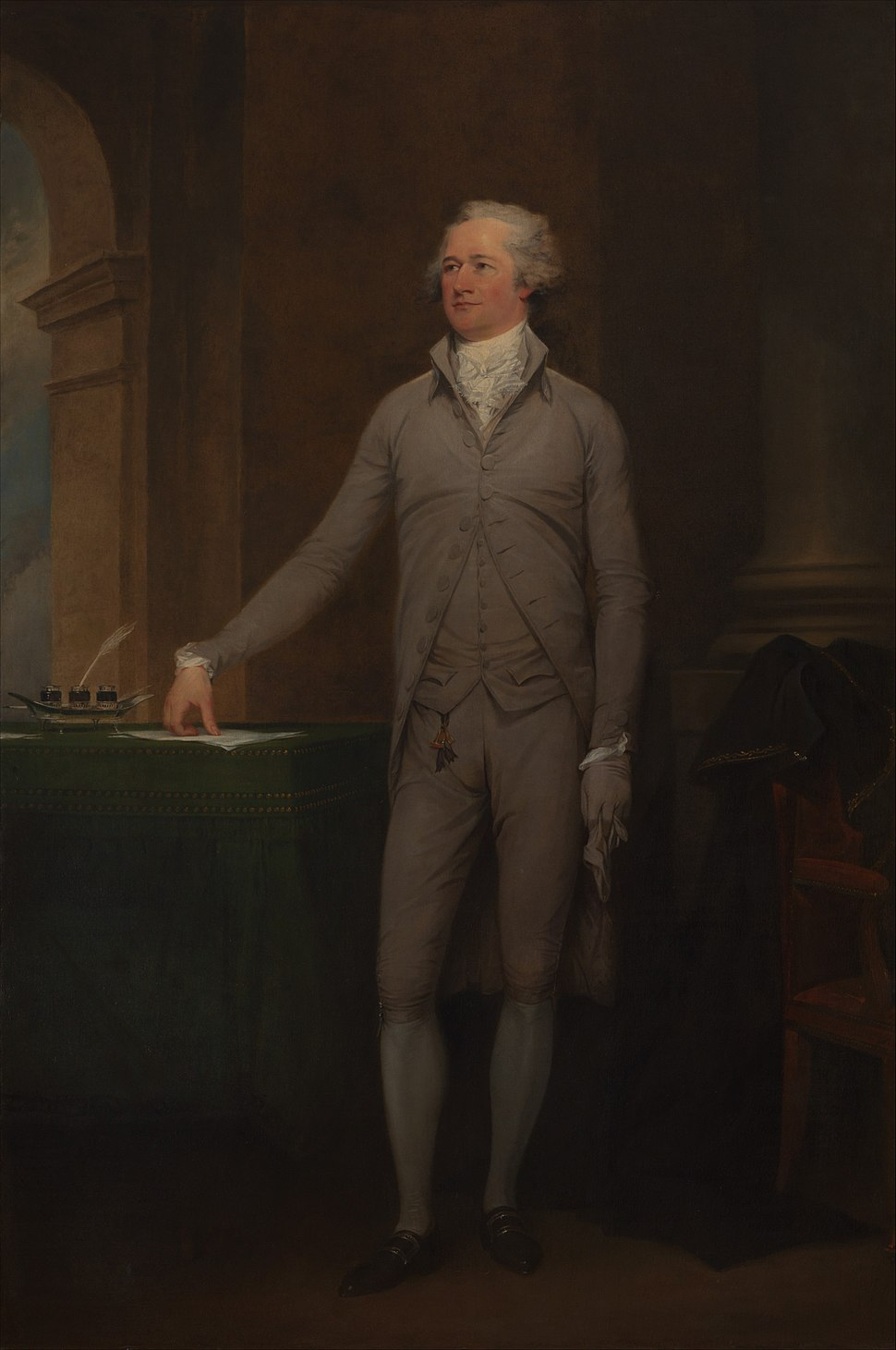 Hamilton Trumbull 1792