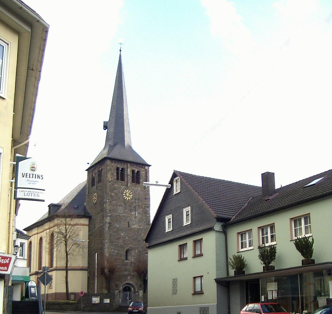 File:Hamm (Sieg), evangelische Kirche.jpg - Wikimedia Commons