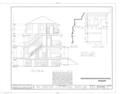 Hampton Lillibridge House, No. 1, 507 East Julian Street (moved from 310 East Bryan Street), Savannah, Chatham County, GA HABS GA,26-SAV,72- (sheet 4 of 4).png