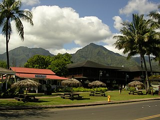 Hanalei, Hawaii Census-designated place in Hawaii, United States