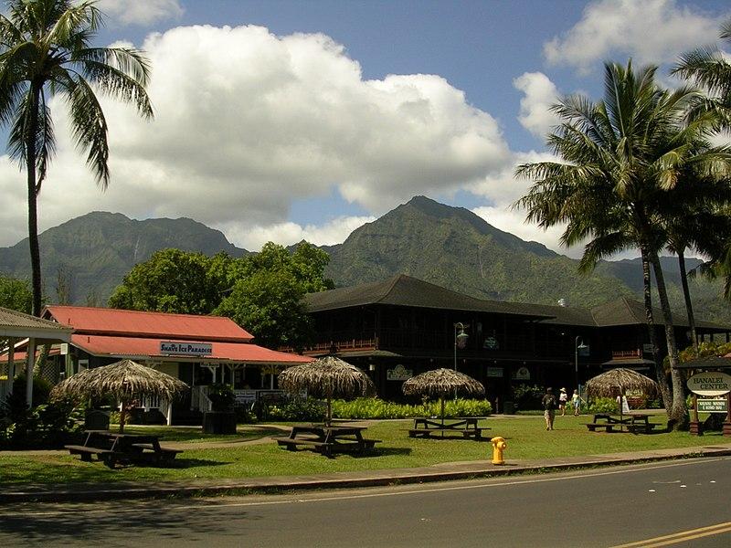 File:Hanalei, Kauai HI.JPG