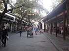 中国丝绸城步行街