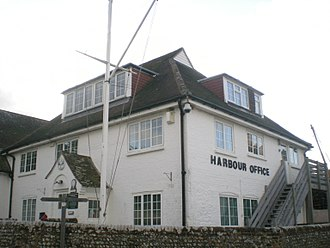 Chichester Harbour - The Harbour Master's Office, Itchenor