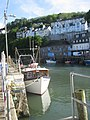 Harbour and Quayside East Looe looking towards West Looe - geograph.org.uk - 1310791.jpg