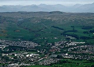 Hardgate Human settlement in Scotland