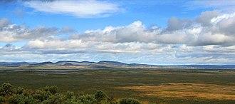 Harney Basin - Harney Basin near Burns, Oregon