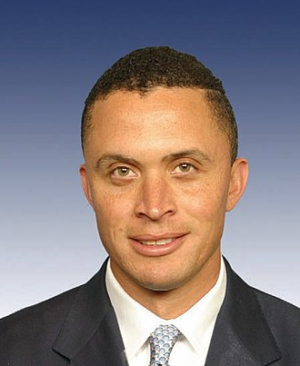 Harold Ford Jr. - Image: Harold Ford, Congressional photo portrait
