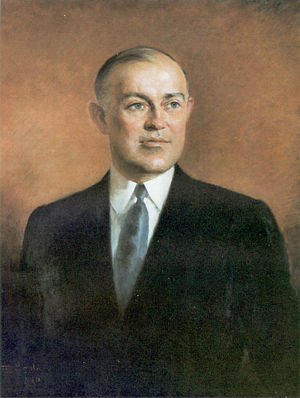 Harry Hines Woodring - Image: Harry Hines Woodring, 53rd United States Secretary of War