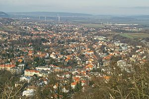 Bad Harzburg - View from the Burgberg