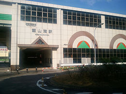 Hasama station south 20121107.jpg