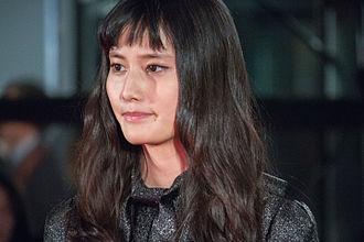 Sadako Yamamura - Ai Hashimoto played Sadako in Sadako 3D.