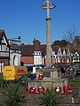 Haslemere War Memorial - geograph.org.uk - 1035113.jpg
