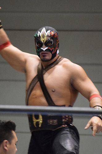 NWA World Historic Light Heavyweight Championship - Current champion Hechicero