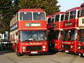 Hedingham Omnibuses bus L250 Bristol VR ECW HJB 459W.jpg