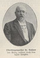 Heinrich Gassner -  Bild