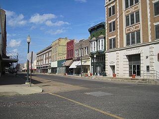 Helena, Arkansas City in Arkansas, United States