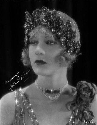 Helene Costello - Costello in the 1920s