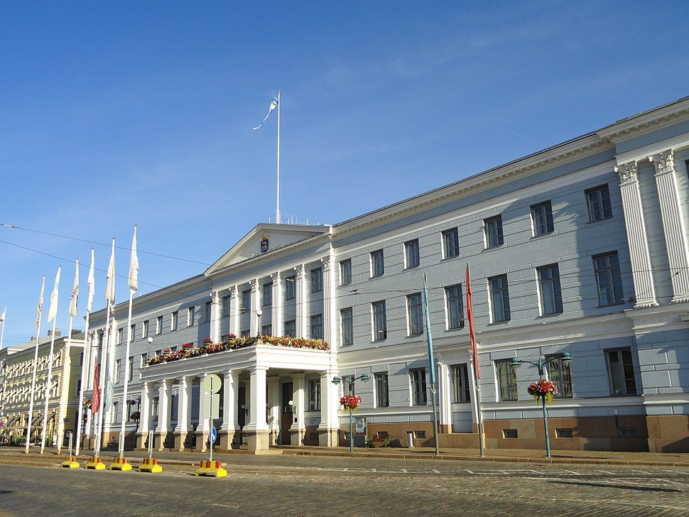Helsinki City Hall - DSC03930