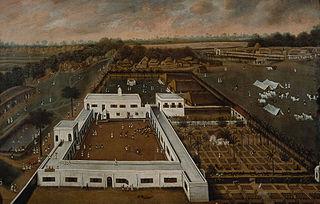 Dutch Plantation in Bengal