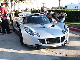 Image illustrative de l'article Hennessey Venom GT