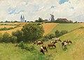 Hermann Seeger - Herd of Animals in a Summer Landscape.jpg