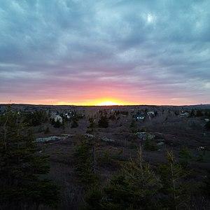 Herring Cove, Nova Scotia - Image: Herring Cove Area