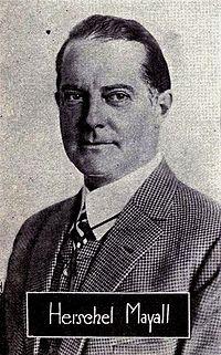 Herschel Mayall - 1921 MPSD.jpg