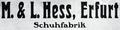 Hess Schuhfabrik Erfurt 1926.png