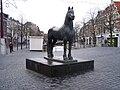 HetFriesePaard AukeHettema Nieuwestad Leeuwarden.JPG