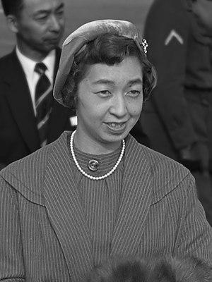 Shigeko Higashikuni - Shigeko Higashikuni in 1959