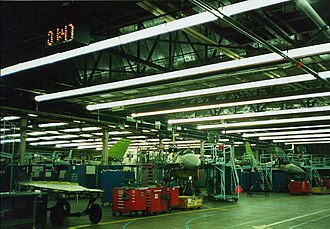 Hill Air Force Base - Hangar at Hill Air Force Base.
