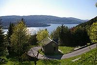 Hindnesfjorden ved Veland.JPG
