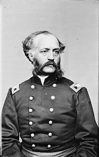 Hiram Berdan Union Army General